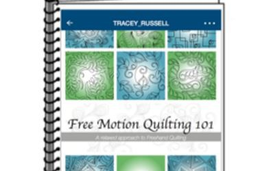 Free Motion Quilting Giveaway!