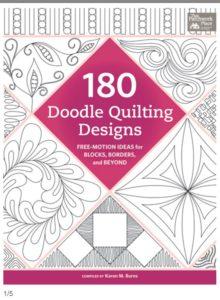 doodle quilting desgins