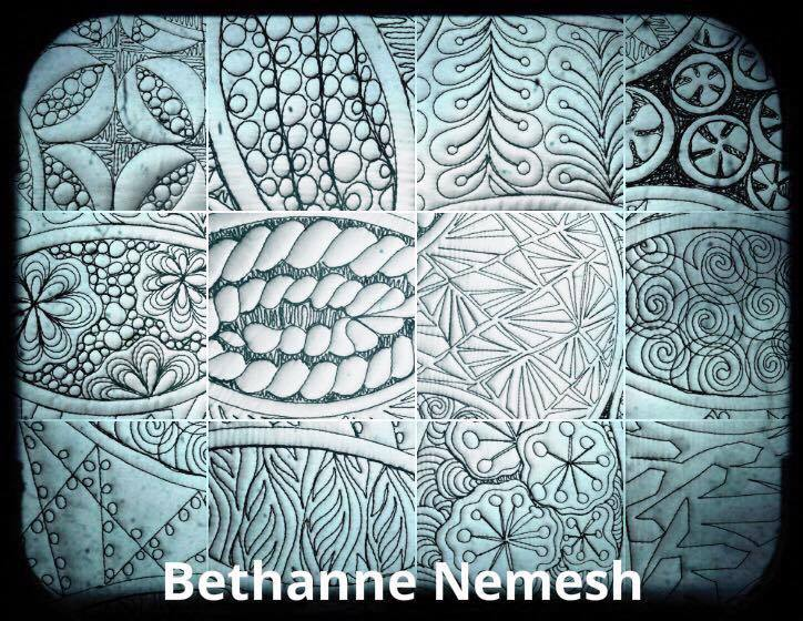 From A To Zen By Bethanne Nemesh Badass Quilters Society