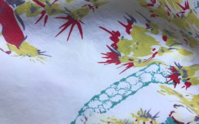 Quilting with Vintage Linens – Part 1 Getting Them Clean