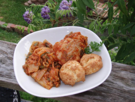 Kimchi Chicken – Amazing Ambassador Content at BAQS