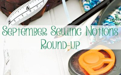 Notions Round-Up,  Week 1 – Monday