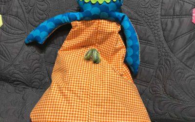 Mod Monsters by QT Fabrics